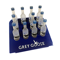 Acrylic-bottle-display