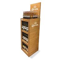 Corona-pop-display-wood-display