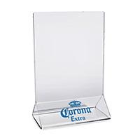 Corona-table-tent