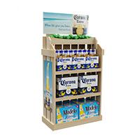Corona-wood-liquor-rack