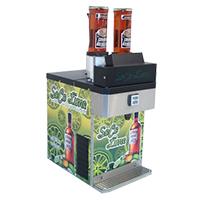Double-shot-dispenser