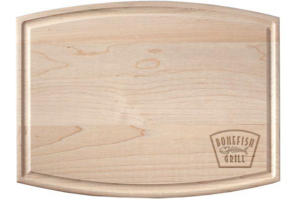 Engraved-wood-cutting-board
