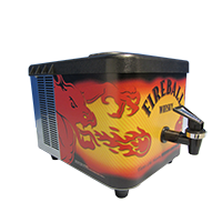 Fireball-shot-dispenser