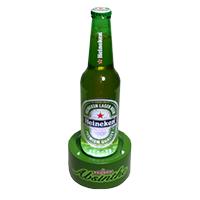 Heineken-bottle-glorifier-pedestal