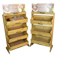 Saralee-artesano-wood-display