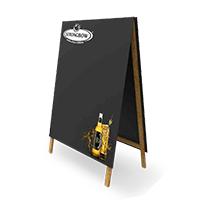 Strongbow-chalkboard