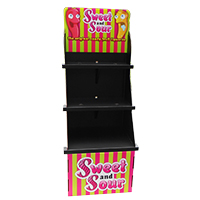 Sweet-and-sour-corrugated-display-floor-displays