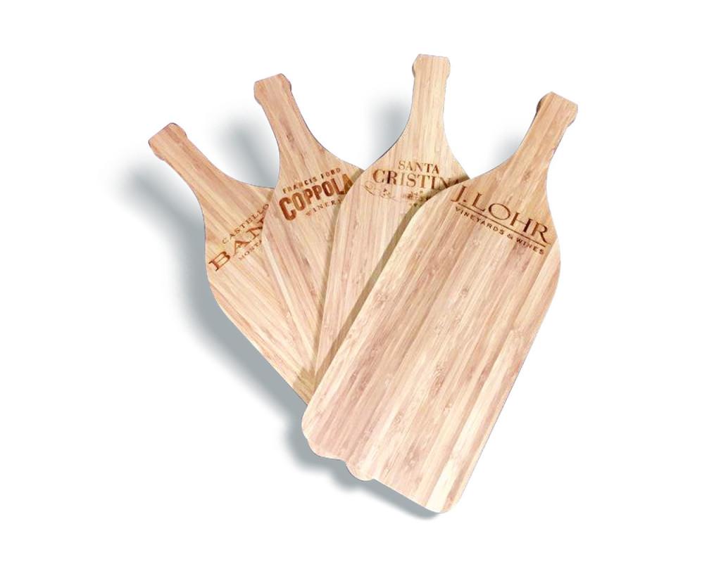 Wine-bottle-cutting-board