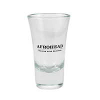 Afrohead-shot-glass