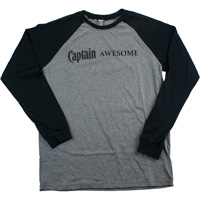 Captain-morgan-screen-printed-longsleeve-tee-shirt