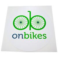 Circular-sticker