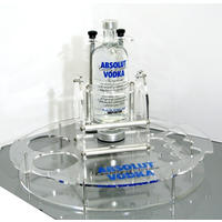Clear-acrylic-bottle-service-tray-with-bottle-pourer