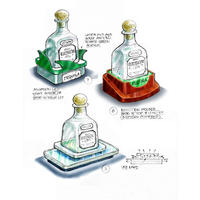 Color-hand-sketch-of-custom-bottle-glorifier