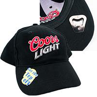 Coors-light-hat-bottle-opener
