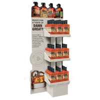 Corrugated-display-whiskey