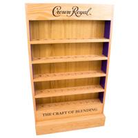 Crown-royal-shot-glass-wood-display