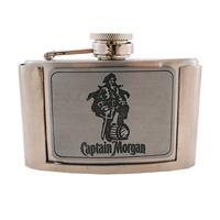 Custom-belt-buckle-flask