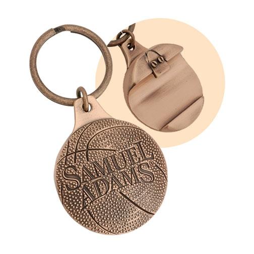 custom bottle opener key chains promotional key chains mrl promotions. Black Bedroom Furniture Sets. Home Design Ideas