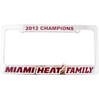Custom-chrome-license-plate-frame