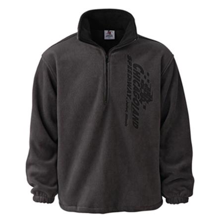 Fleece-jacket-with-burned-logo