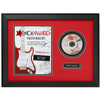 Framed-cd-with-article