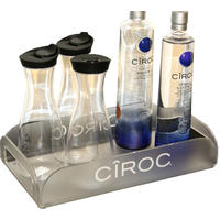 Frosted-bottle-tray
