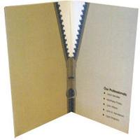 Half-fold-brochure