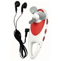 Headphone-fan