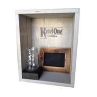Ketel-one-wood-crate-wood-chalkboard-frame-display
