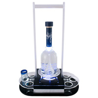 Milagro-light-up-bottle-display