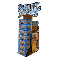 Sam-adams-corrugated-display