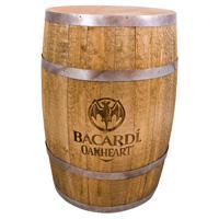 Whiskey-barrel-display