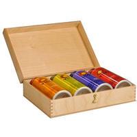 Wood-bottle-box