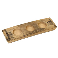 Wood-flight-tray